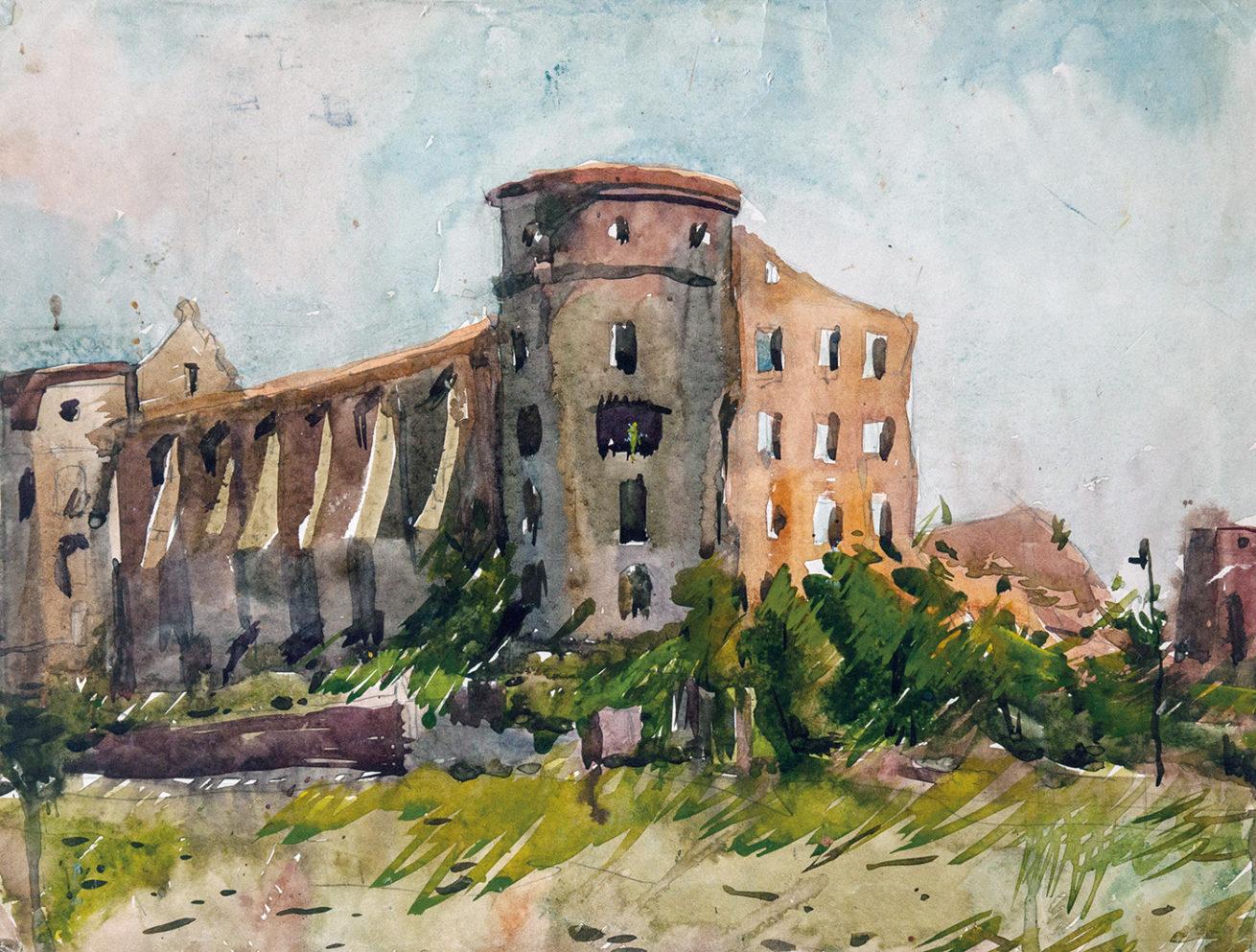 Крепость Вильгельма в Калининграде